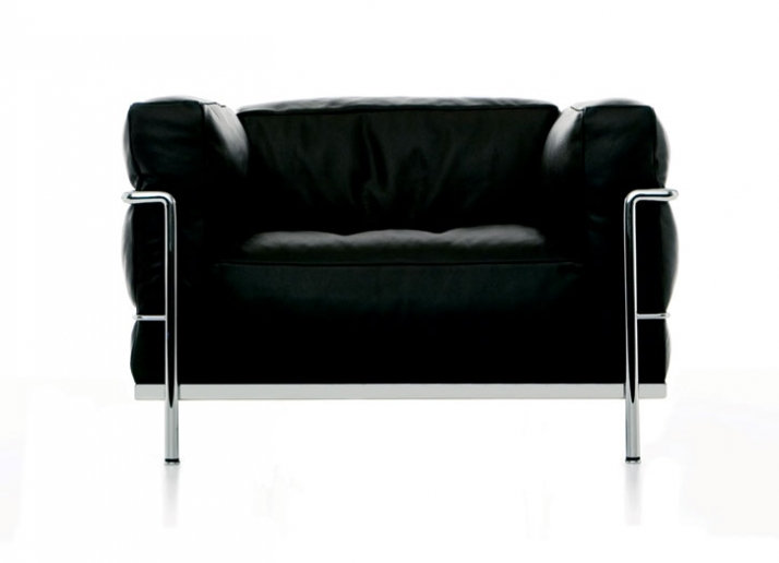 Made in cassina yatzer - Fauteuil design le corbusier ...