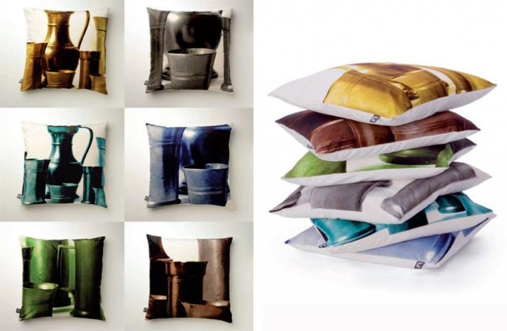 tin pillowcase