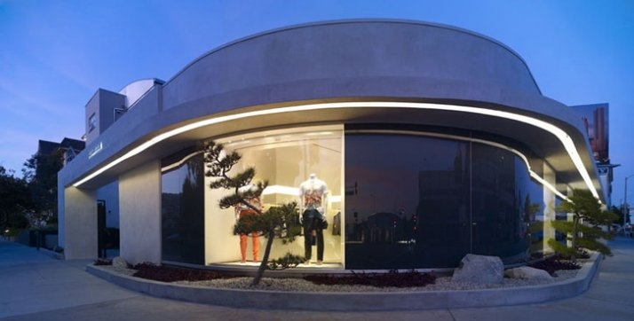 New Alexander Mcqueen Store In Los Angeles Yatzer