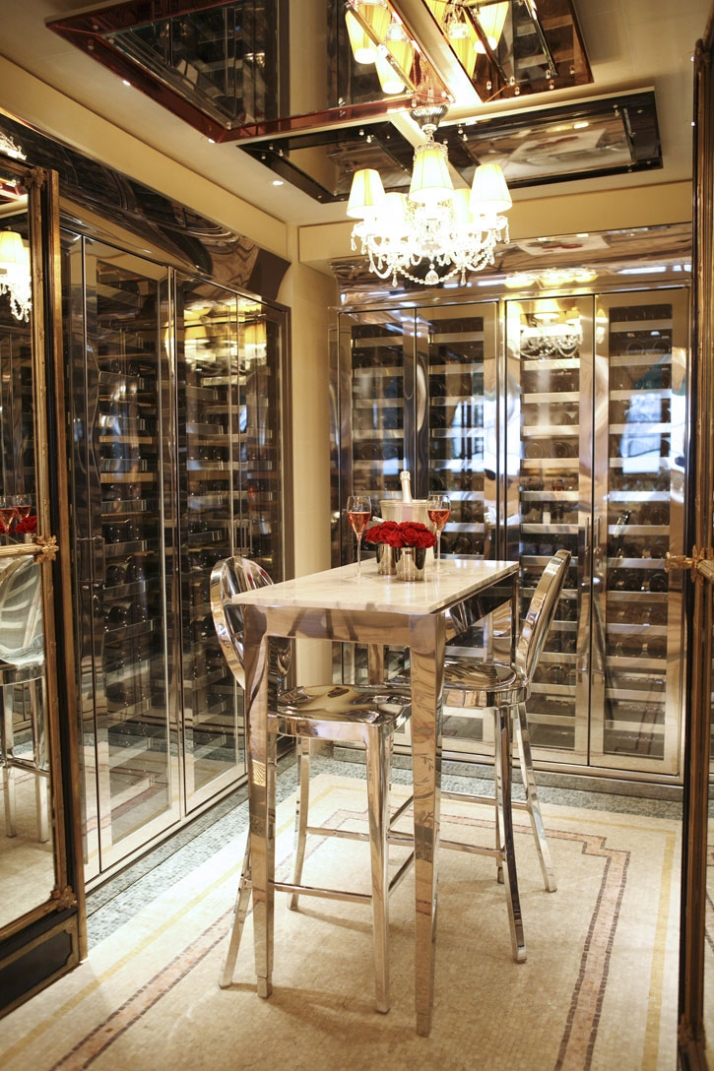 Le Meurice Revelation By Philippe And Ara Starck In Paris