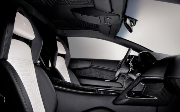 Lamborghini Versace Edition Murcielago Lp640 Roadster Yatzer