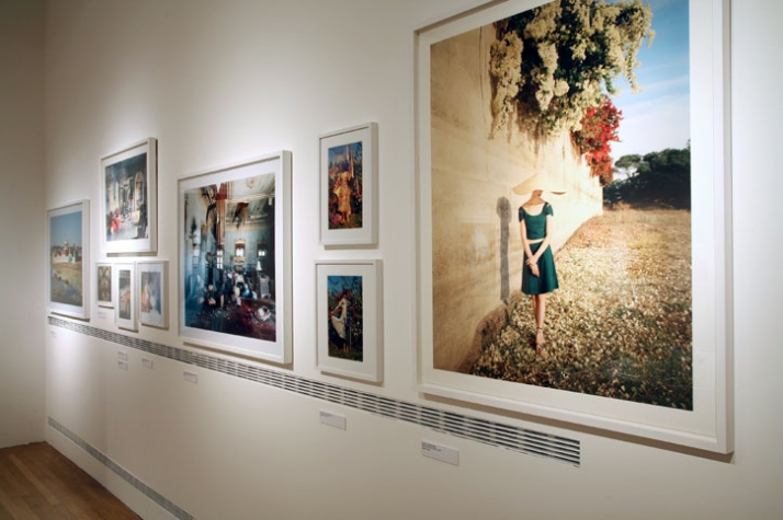 Tim Walker - Pictures from the exhibition by Luke Hayes