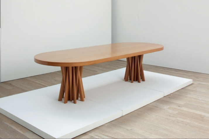 Design makes a difference auction at phillips de pury yatzer for Table 00 martin szekely