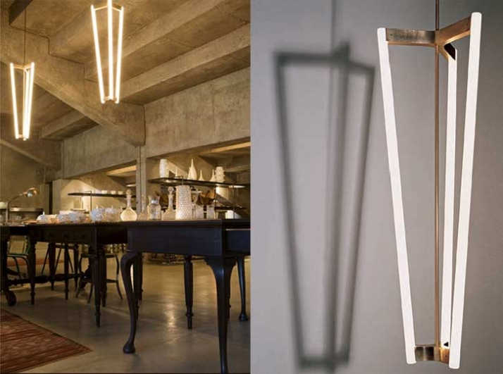 Michael Anastassiades With Ilse Crawford