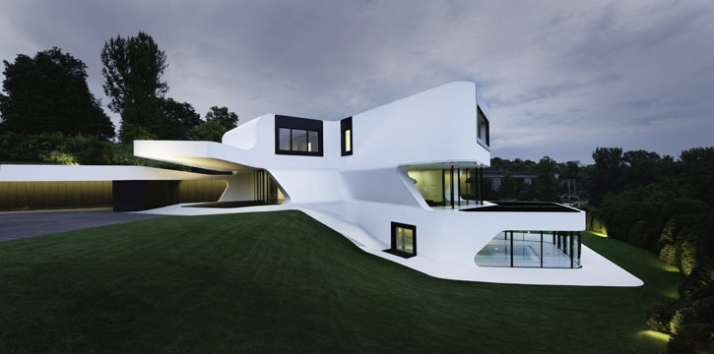 dupli casa by j mayer h architects yatzer. Black Bedroom Furniture Sets. Home Design Ideas