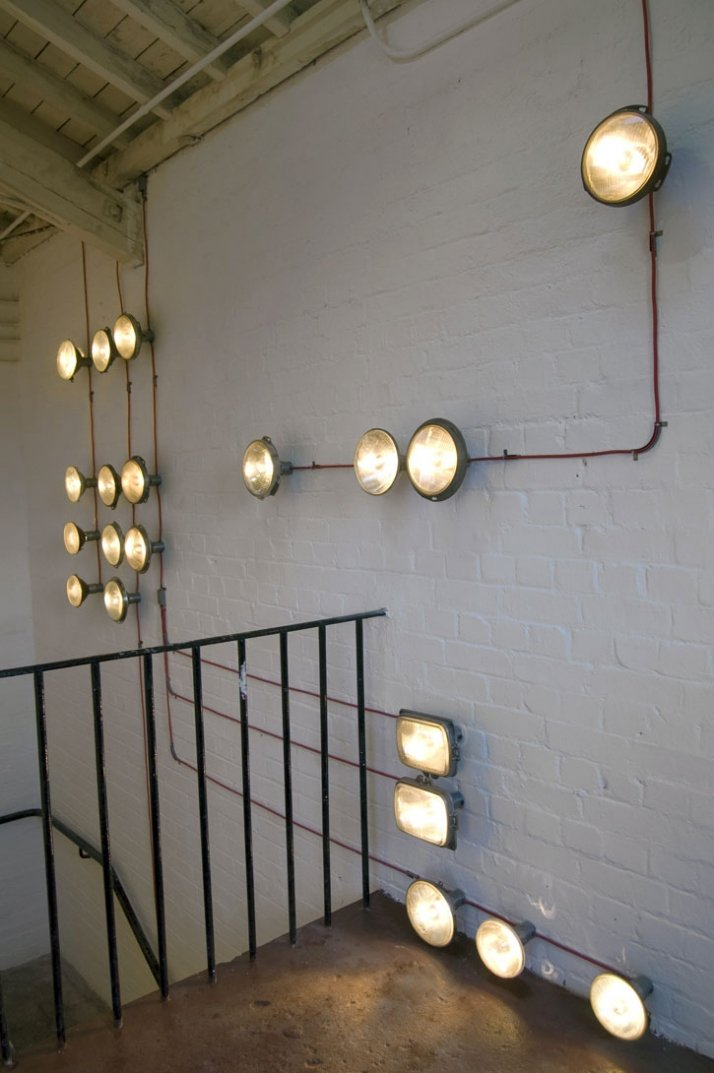 Ceiling lamps youth room