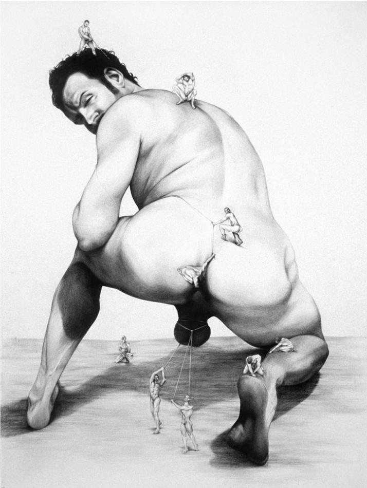 Gulliver by Zachari Logan, 2005