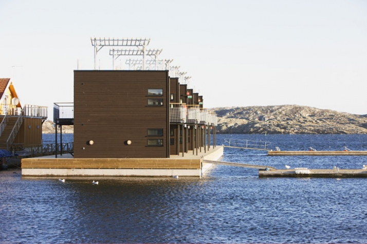 The First Floating Hotel In Sweden Yatzer