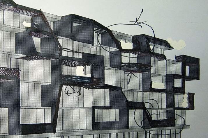 sketches by OFIS ARCHITECTS