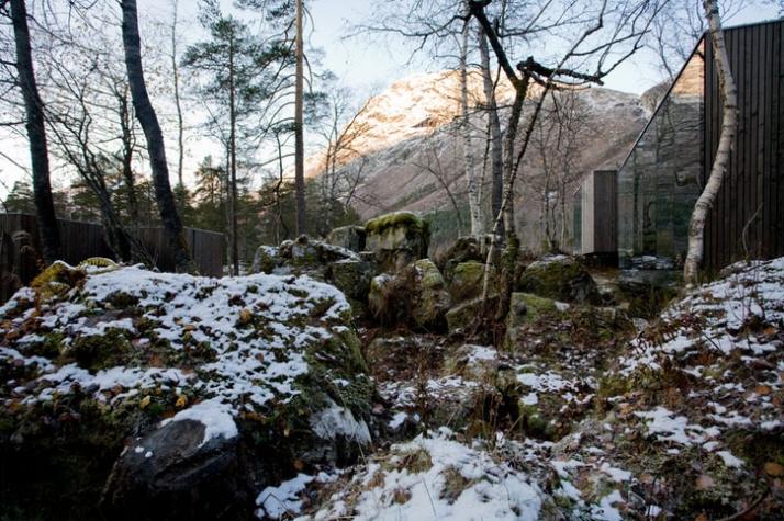 Juvet Landscape Hotel By Jsa Architects Yatzer