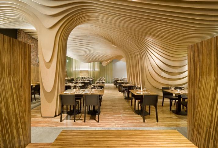 Banq Restaurant By Office Da Yatzer