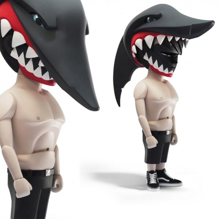 Lego Shark Toys For Boys : Coarse toys by mark landwehr yatzer