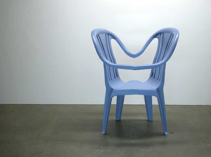 Mirrored chairs by kai linke yatzer for Image miroir photoshop