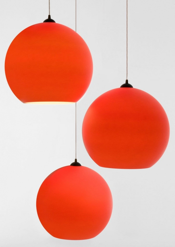 The Fluoro Shade is available both as a Pendant or Floor version.