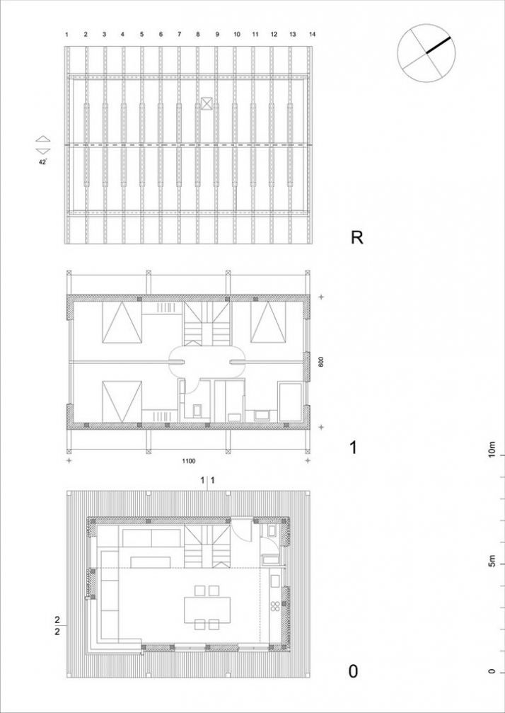 plans  © OFIS Architects