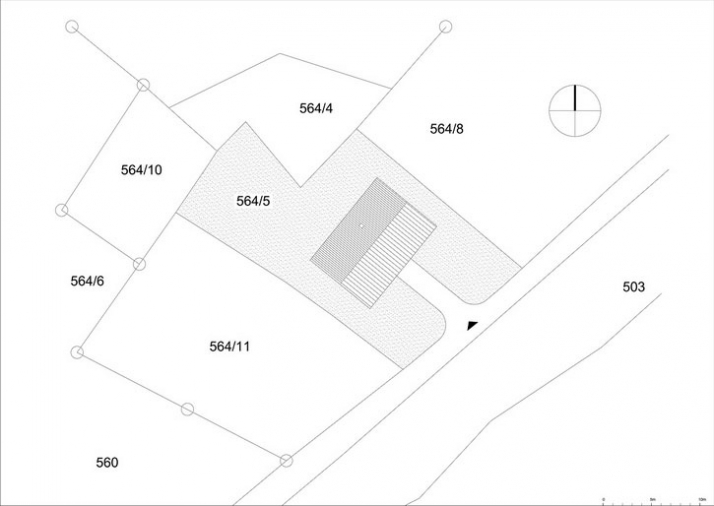 siteplan © OFIS Architects