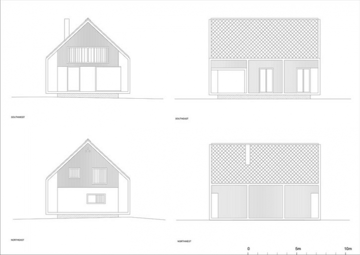 elevations © OFIS Architects
