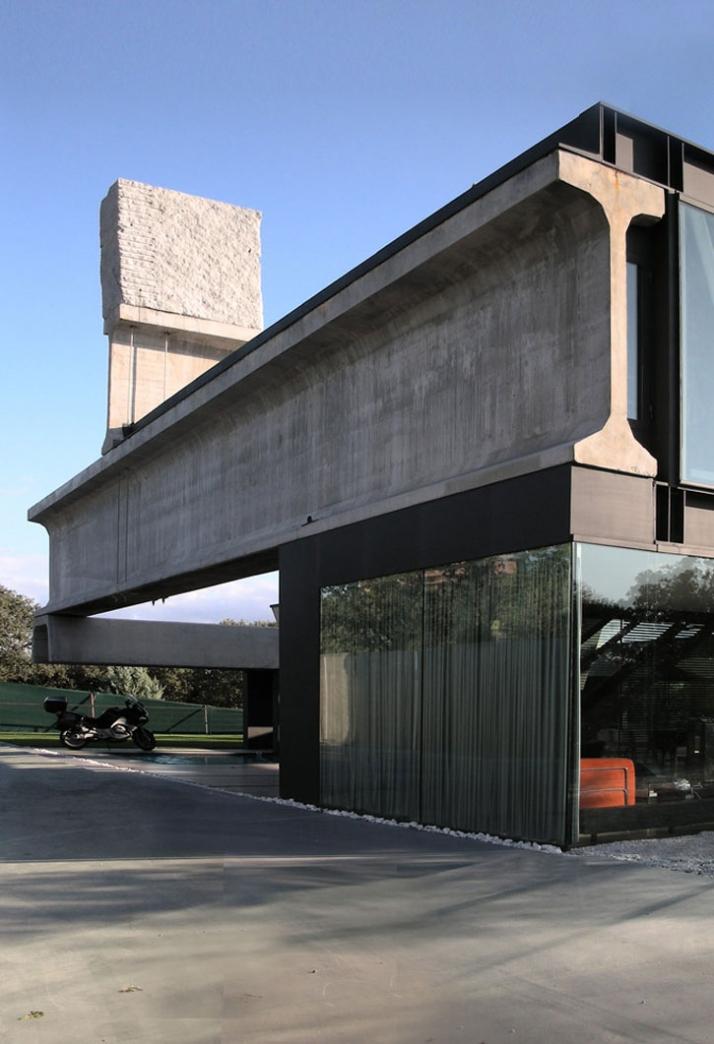 Hemeroscopium house design