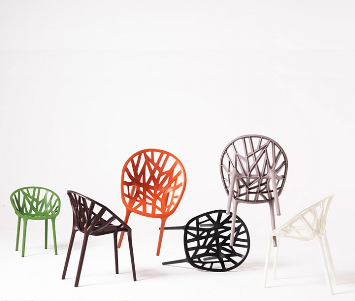 Vegetal, Ronan and Erwan Bouroullec, 2008 / photo © Vitra
