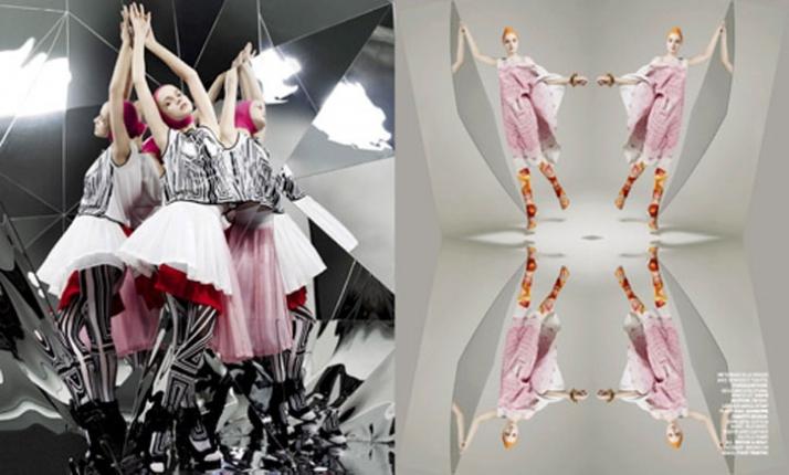 KALEIDOCSCOPE // Image by Joshua Jordan // Styling by Jennifer Hitzges //Art Direction by Riley Johndonnell.