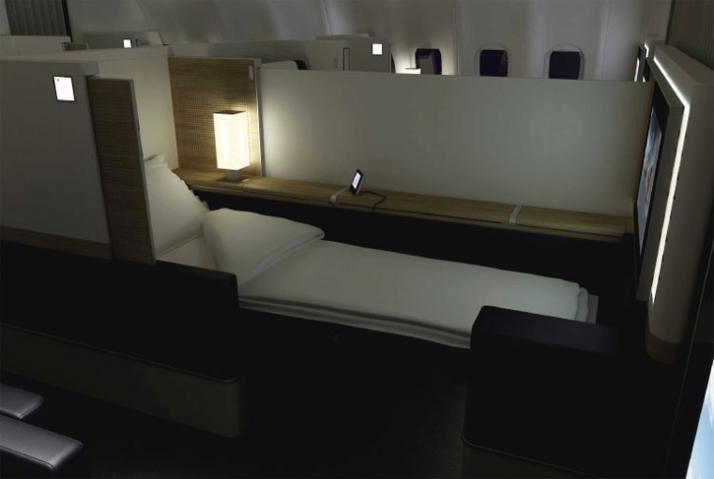 priestman goode design new first class suite for swiss yatzer. Black Bedroom Furniture Sets. Home Design Ideas