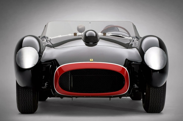 1957 Ferrari 250 Testa Rossa To Be Auctioned Yatzer