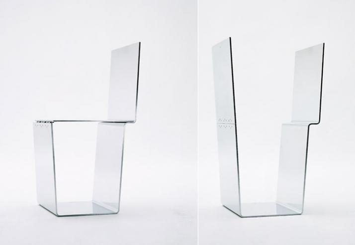PARALLEL chair, photo © CURIOSITY