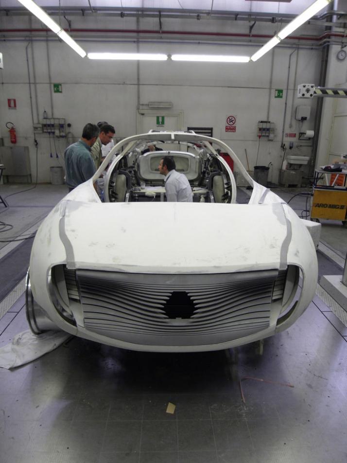 2010 Renault Ondelios Concept Car Pictures