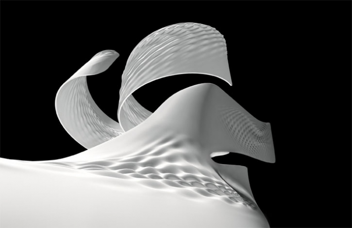 3D Rendering  / courtesy of Zaha Hadid Architects