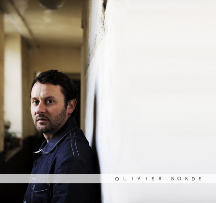 Olivier Borde- THE LABEL