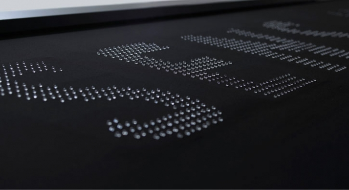 WATER LOGO by Hara Design Institute, NDC + Atelier OMOYA