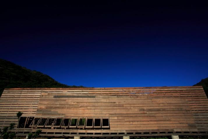 Chen House, West facade /// photo © AdDa