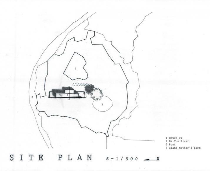 Site Plan © C-Laboratory
