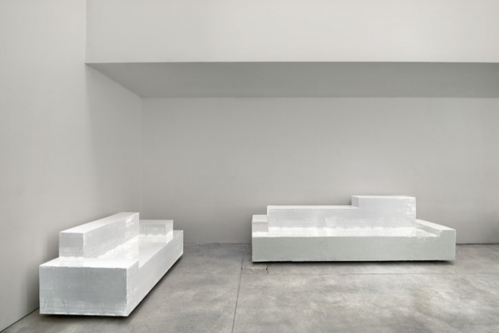 primitive sofa