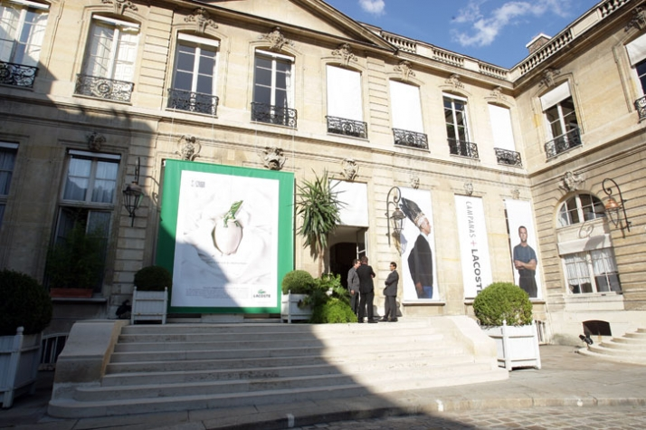 photo of the launching event (27 June 2009)  June Ministère du developpement durable - Hotel De Roquelaure Paris, FR