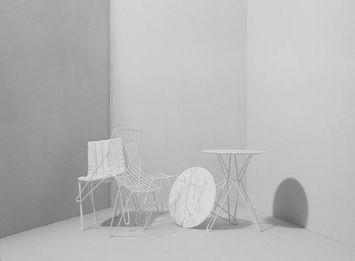 TIO collection (white)