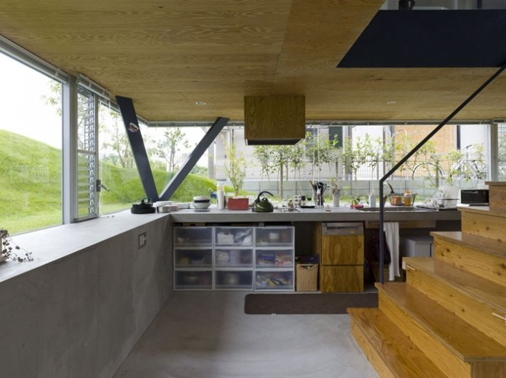kitchen /// photo © Toshiyuki Yano (Nacasa&Partners Inc.)