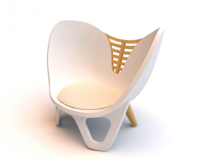 Ilium chair by damaris&amp