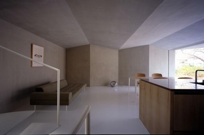 dining & living room //photo © Toshiyuki Yano [ Nacasa&Partners Inc.]