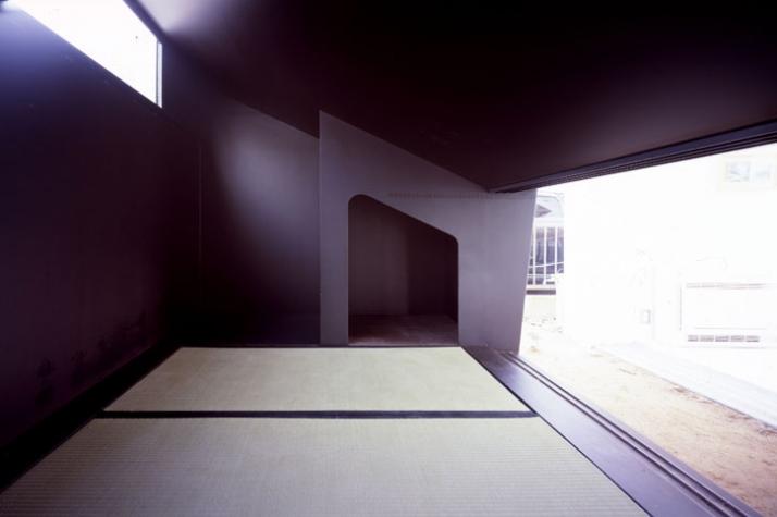 Japanese tea room // photo © Toshiyuki Yano [ Nacasa&Partners Inc.]