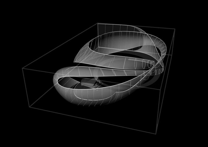 3d model /// Courtesy of Zaha Hadid Architects