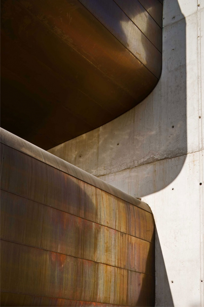 Clip House, Madrid, Spain // image Courtesy of Copper Development Association