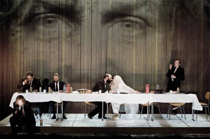 Hamlet, Berlin Schaubühne, Hellenic Festival /// page 258-259