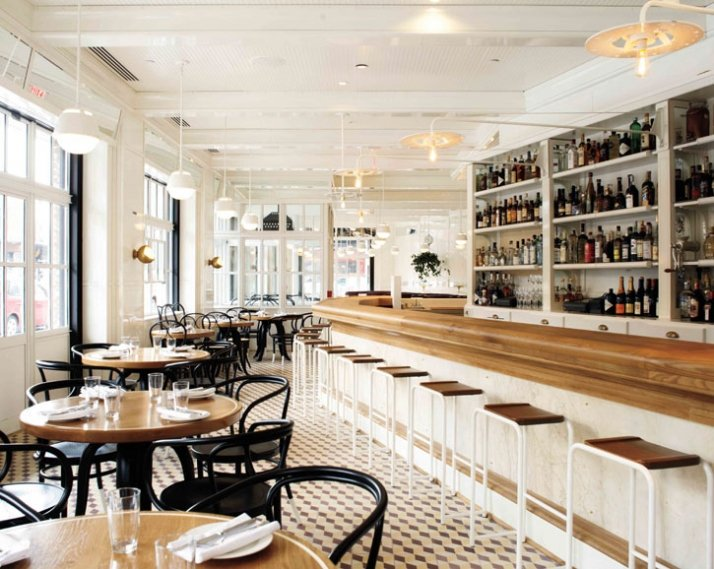 The Standard Grill restaurant /// photo Courtesy of The Standard,New York