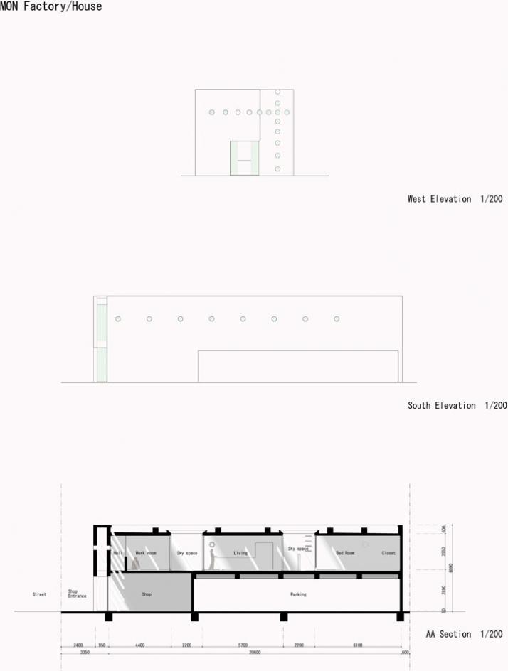 plans ©  EASTERN design office