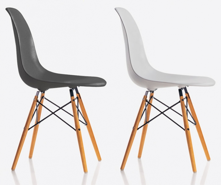Lockheed chair by riot sollier yatzer - Chaise dsw charles eames ...