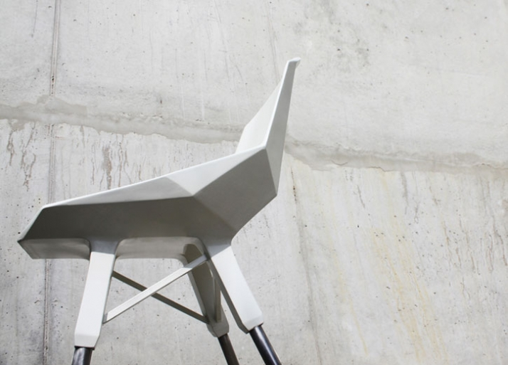 Lockheed chair by Riot + Sollier