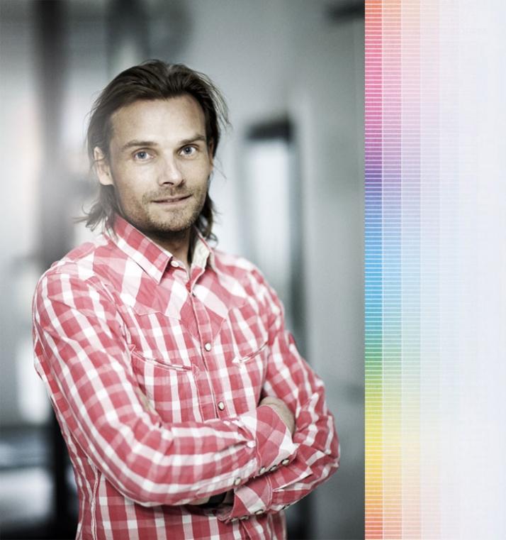 Mads Arlien-Søborg // portrait by Kim Vadskaer