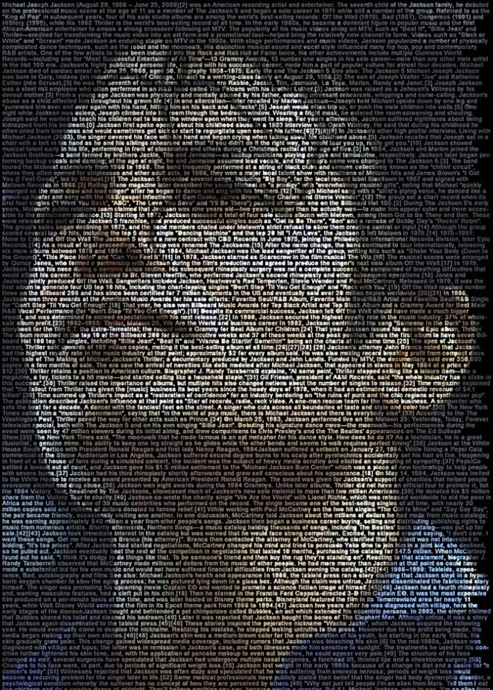 Michael Jackson I, 2009 / 2009