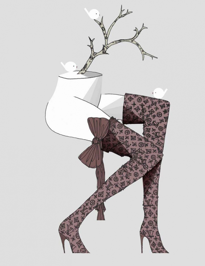 illustration © Michael Sanderson